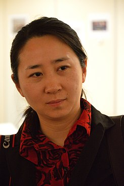 Chen Jing. Primera campeona olímpica