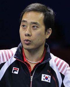 Yoo Nam-Kyu. Primer campeón olímpico