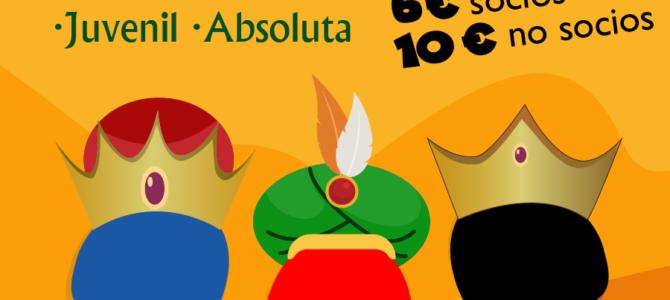 II Torneo de Reyes 2020