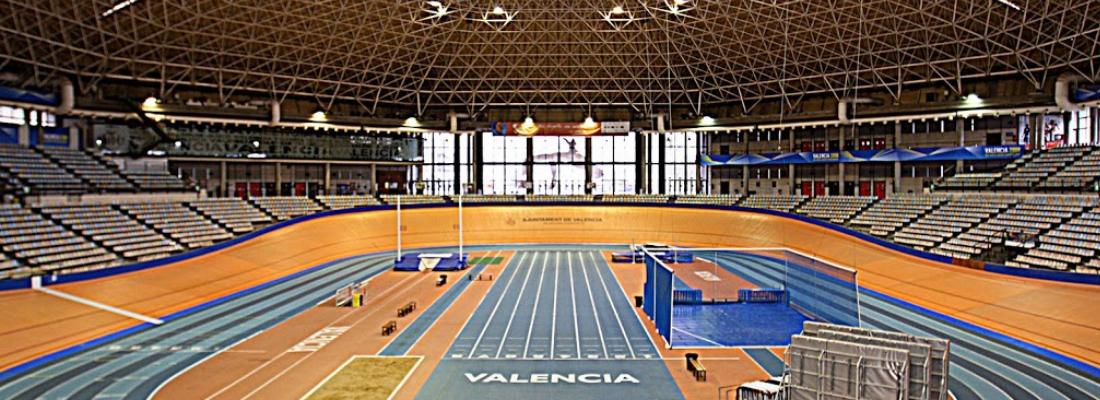 Así es la sede de los Campeonatos de España 2020