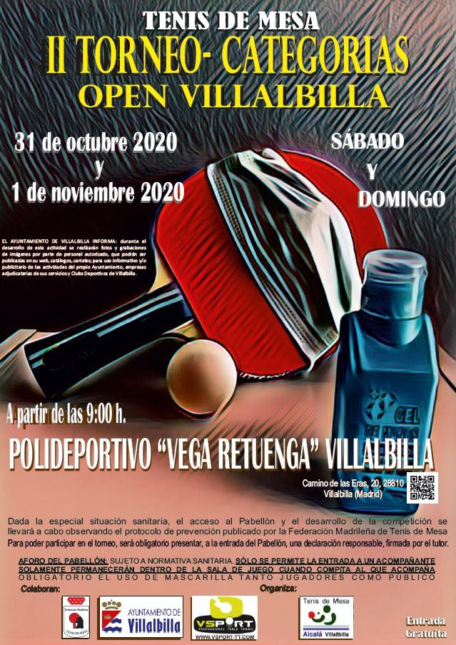 II Torneo de categorías. Villalbilla