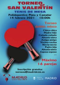 Torneo de San Valentín