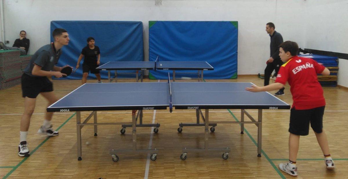 Torneo Escolar Villanueva 1