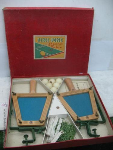 Juego de ping pong 4a