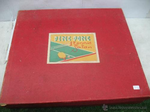 Juego ping pong 4