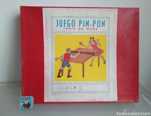 Juego ping pong 5