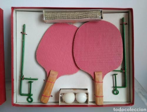 Juego ping pong 5a