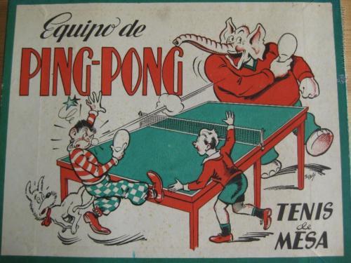 Juego ping pong 6