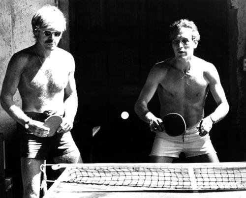 Paul Newman y Robert Redford 2