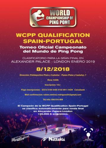 Campeonato del Mundo de Ping pong